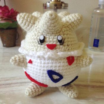 Togepi by craftyhanako