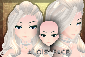{Free Download} Alois' Face by LibertineMMD