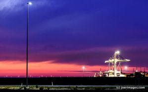 Port Dusk by joerimages