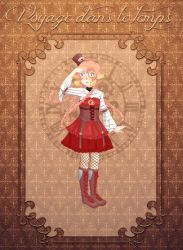 Steampunk event Saphi +UP+ by Emy-Galaxie
