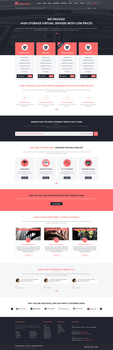 Seven Host - Hosting Template by begha