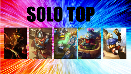 Solo Top by Oblivion9873