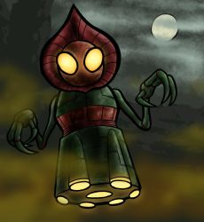 Flatwoods Monster by Monster-Man-08