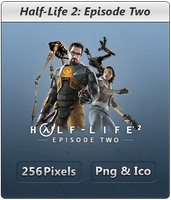 Half-Life 2 Episode Two - Icon by Crussong