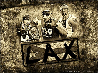 LAX Wallpaper by KrimeDesign