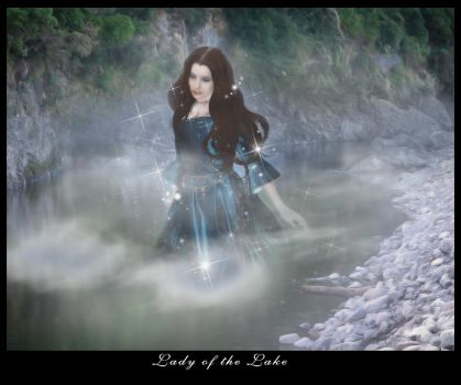 Lady of the Lake by VampireLouis