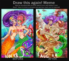 :Draw this again: by Naussi