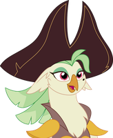 Vector #772 - Captain Celaeno #3 by DashieSparkle