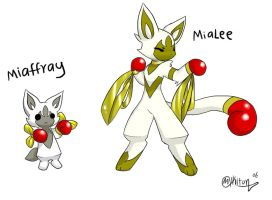Fan Pokemon-Miaffray