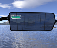 The Augmented Reality Glasses by ARTIMUS-MK9