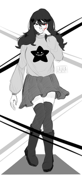 GIVE HER A NAME IDK ANYMORE by AteTakaa