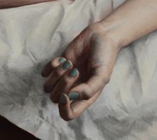Hand from -Lotus III- by TH0RNFIELD