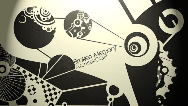 Broken memory HD by ArchitekOGP