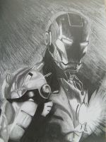 Iron Man by hnorby94