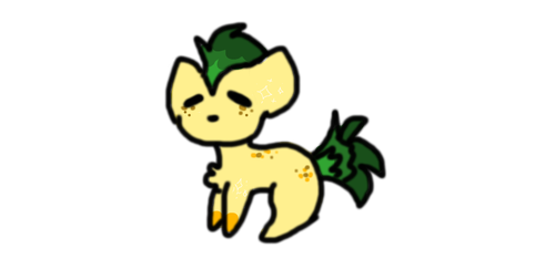 Pinapple cat adopt OPEN by Scarlethfluffyadopts