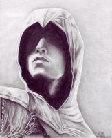 Altair - Assassin's Creed by Mimitchki