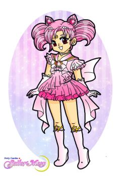 Princess ChibiMoon by Sailor-Serenity
