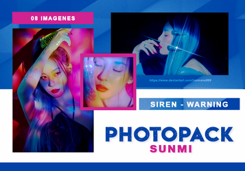 PHOTOPACK SUNMI - WARNING CONCEPT // HANNAK by hannavs999
