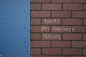 you're my favourite person by kelbv