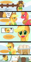 Caramel's Story Part 14 by Taco-Bandit