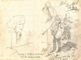 Lacey J Dalton by ibnelson