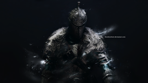 Dark Souls II - Knight of the Shadows by Freedom4Arts