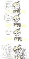 My Headcanon Bill After Weirdmaggedon by Chiming-Ribbon
