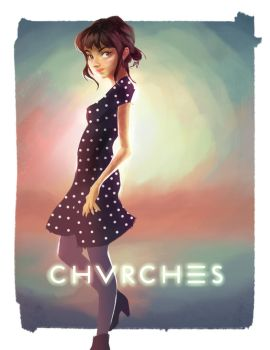 CHVRCHES!!! by pip11