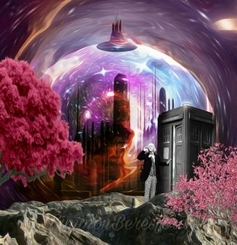 The First Doctor on Gallifrey by SimmonBeresford