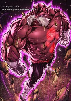 TOPPO in his God Of Destruction form by marvelmania