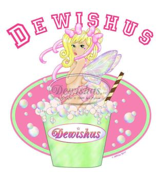 Melon Soda Fairy by Dewishus