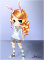 Maplestory drawing request 15 by Mdleine