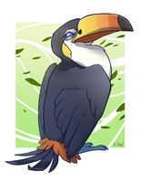 Favorite Flying Type: Toucannon