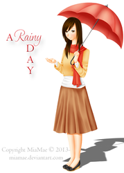 A Rainy Day II by MiaMae