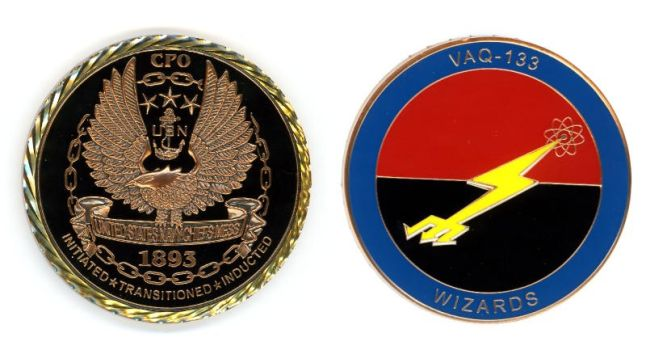 VAQ 133 OEF Coins by FLuiddsn