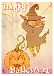 Halloween2013 Fin by LMJWorks