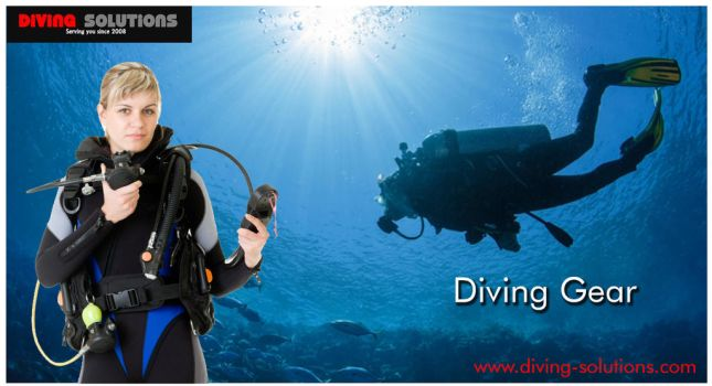 Diving Gear by benedict96