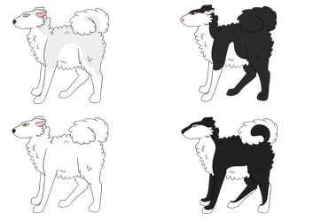 German Sheep Dog Imports || 4/4 OPEN by ChiroMoon