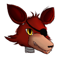 Foxy by QueenGalaxy