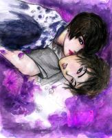 YunJae Non-no by Killuameomeo13