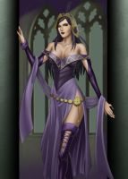 Liliana Vess by inotna