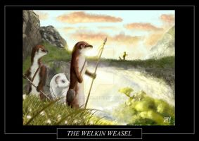 The Welkin Weasel by MrBender