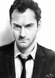 Jude Law by nitefise
