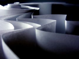 Paper pattern by thebubman