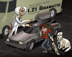 1.21 Gigawatts by Stnk13