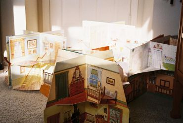 Paper Houses by VeggieSandwiches