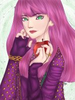 Mal of Descendants 2 by HatsuneMizukami