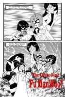 The Diabolical Fu ManWoo by Blitzkrieg1701