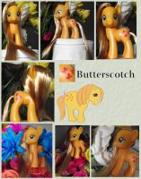 Butterscotch G1 to G4 by phasingirl