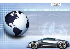 Poster of AUDI by NamfloW